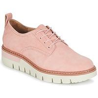 Schuhe Damen Derby-Schuhe Caterpillar WINDUP Pfirsisch
