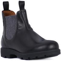 Schuhe Herren Low Boots Frau DAWSON Nero