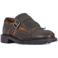 Schuhe Herren Slipper Frau PRINT FANGO Verde
