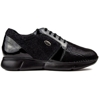 Schuhe Damen Sneaker Low Dtorres SCHUHE  BIMBA CORDONES schwarz