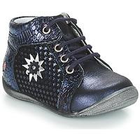 Schuhe Mädchen Boots GBB RESTITUDE Marine / Dpf / Kezia
