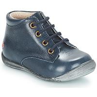 Schuhe Mädchen Boots GBB NAOMI Blau