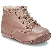 Schuhe Mädchen Boots GBB NAOMI Vx / Rose / Dpf / Kezia