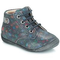 Schuhe Mädchen Boots GBB NICOLE Grau / Dpf / Kezia