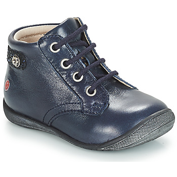 Schuhe Mädchen Boots GBB NICOLE Marine / Dpf / Kezia