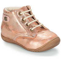 Schuhe Mädchen Boots GBB NICOLE Rose / Dpf / Kezia