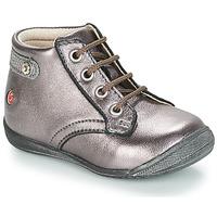 Schuhe Mädchen Boots GBB NICOLE Grün / gelb / schwarz / Rose / Dpf / Kezia
