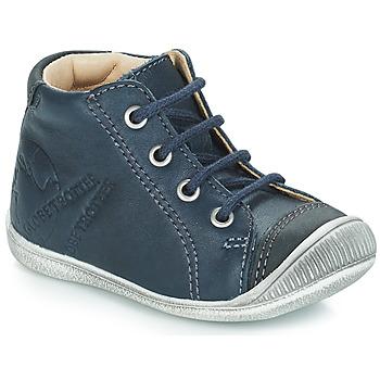 Schuhe Jungen Boots GBB NOE Marine / Dpf / Raiza