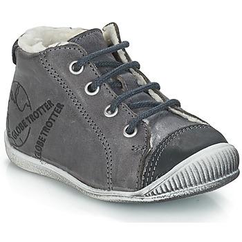 Schuhe Jungen Boots GBB NOE Grau / Dch / Raiza