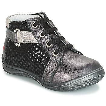 Schuhe Mädchen Sneaker High GBB RICHARDINE Schwarz / Grau