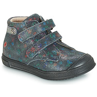 Schuhe Mädchen Boots GBB RACHEL Grau / Dpf / Edit