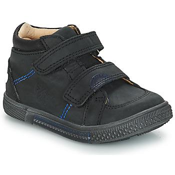 Schuhe Jungen Boots GBB ROBERT Schwarz / Dpf / Stryke