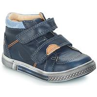Schuhe Jungen Boots GBB ROBERT Blau / Dpf / Stryke