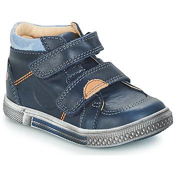 Schuhe Jungen Boots GBB ROBERT Blau / Dch / Stryke