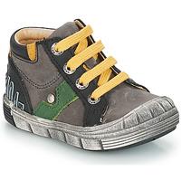 Schuhe Klassische Stiefel GBB REINOLD Nuv / Grau-schwarz / Dpf / 2831