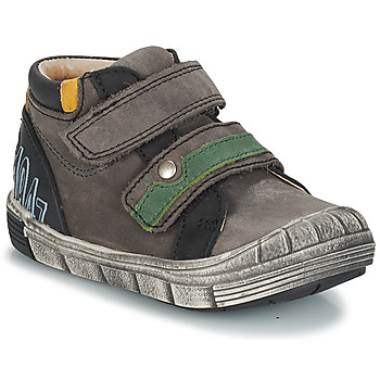 Schuhe Jungen Boots GBB REMI Nuv / Grau-schwarz / Dpf / 2831