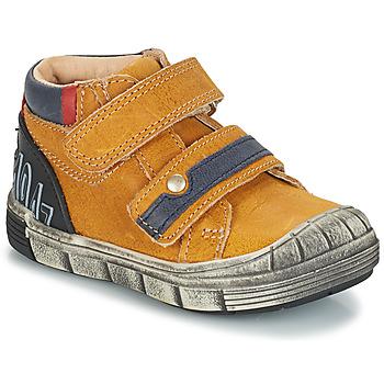 Schuhe Jungen Boots GBB REMI Gelb