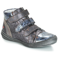 Schuhe Mädchen Sneaker High GBB RAFAELE Silbern