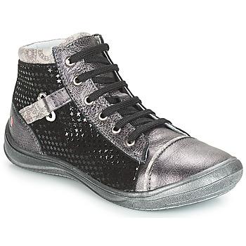 Schuhe Mädchen Boots GBB ROMIE Grau / Dpf / Regina