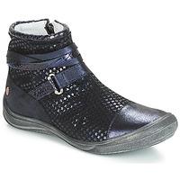 Schuhe Mädchen Klassische Stiefel GBB ROCHELLE Marine / Dpf / Regina