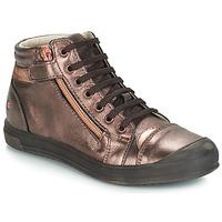 Schuhe Mädchen Boots GBB DESTINY Kupfer / Dpf / Edit