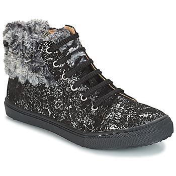 Schuhe Mädchen Sneaker High GBB ROBERTA Schwarz