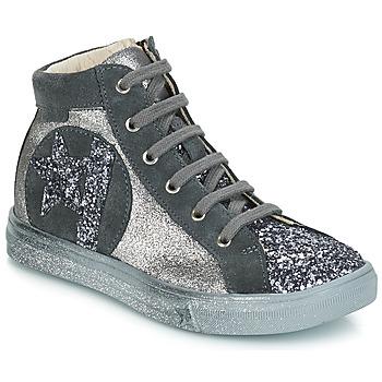 Schuhe Mädchen Boots GBB MARTA Cts / Grau / Dpf / Dolby