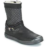 Schuhe Mädchen Klassische Stiefel GBB ROLANDE Schwarz