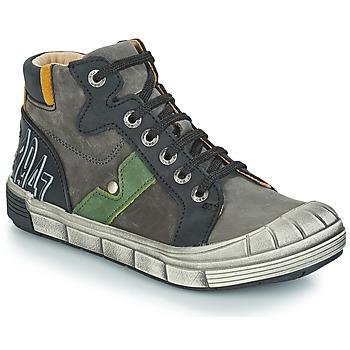 Schuhe Jungen Boots GBB RENZO Grau