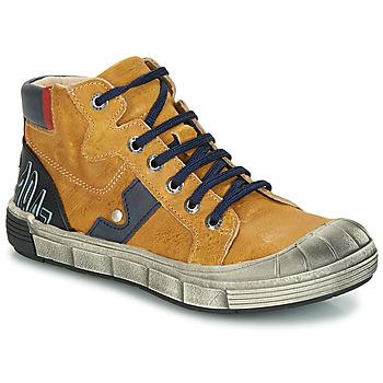 Schuhe Jungen Boots GBB RENZO Ocker / Dpf / 2831