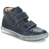 Schuhe Jungen Sneaker High GBB NAZAIRE Blau