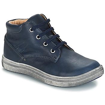 Schuhe Jungen Klassische Stiefel GBB NINO Marine / Dpf / 2835