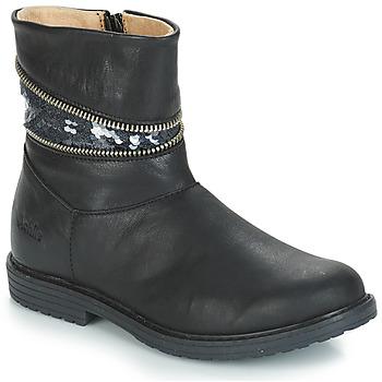 Schuhe Mädchen Klassische Stiefel GBB MAFALDA Schwarz