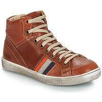 Schuhe Jungen Sneaker High GBB ANGELO Braun