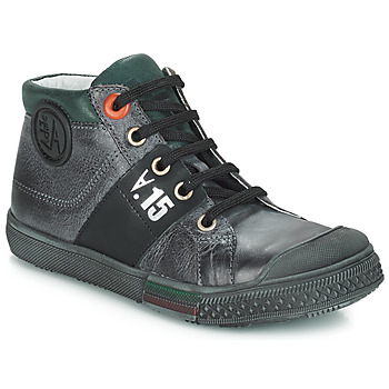 Schuhe Jungen Sneaker High GBB RUFINO Grau