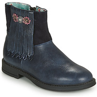 Schuhe Mädchen Klassische Stiefel Catimini RENOUEE Marine / Dpf / Saila