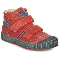 Schuhe Jungen Sneaker High Catimini RAIFORT Rot