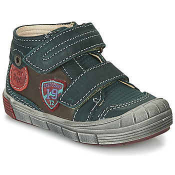 Schuhe Jungen Boots Catimini ROMARIN Kiefer-braun / Dpf / 2831