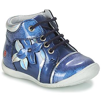 Schuhe Mädchen Boots GBB SONIA Blau