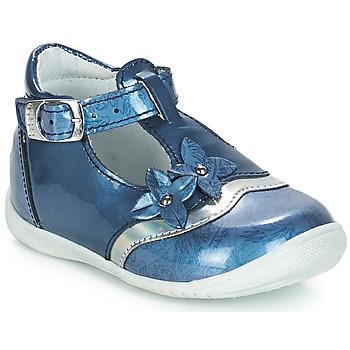 Schuhe Mädchen Ballerinas GBB SELVINA Blau
