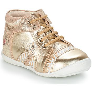 Schuhe Mädchen Boots GBB STELLA Gold