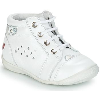 Schuhe Mädchen Boots GBB SIDONIE Weiss