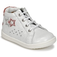 Schuhe Mädchen Sneaker High GBB SABBAH Weiss
