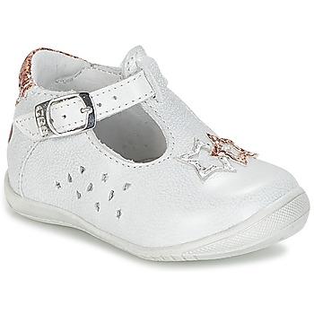 Schuhe Mädchen Ballerinas GBB SEVERINE Weiss