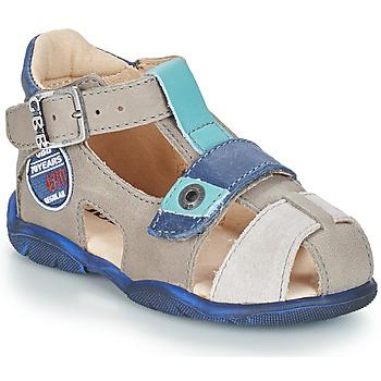 Schuhe Jungen Sandalen / Sandaletten GBB SULLIVAN Maulwurf-blau / Dpf / Filou