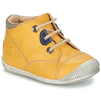 Schuhe Jungen Boots GBB SAMUEL Gelb