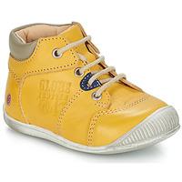 Schuhe Jungen Boots GBB SIMEON Gelb / Dpf / Raiza