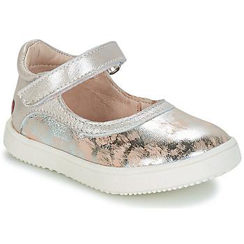 Schuhe Mädchen Ballerinas GBB SAKURA Gold