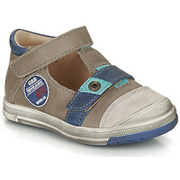 Schuhe Jungen Sandalen / Sandaletten GBB SOREL Maulwurf-blau / Dpf