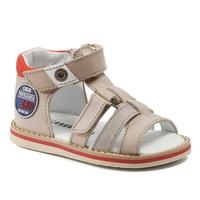 Schuhe Jungen Sandalen / Sandaletten GBB STEFAN Beige-rot / Dpf